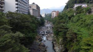 鬼怒川の写真